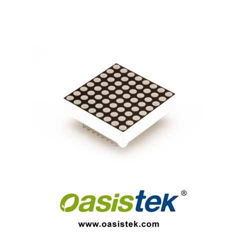 TOM-1088, Dot Matrix Display, LED Display,  Oasistek