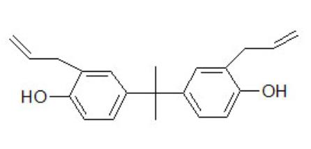 DABPA, ODABPA, Di-Allyl-Bisphenol-A, Cas no  1745-89-7