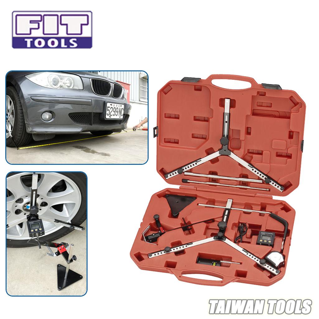 Taiwan Portable Tires Wheel Alignment Angle Sensing Tool W
