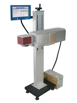 IC packing CO2 Laser marking machine, laser engraving machine
