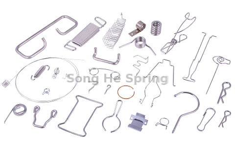 Customized Manufacturer of Special Wire Form Springs
