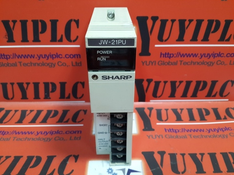 SHARP JW-21PU POWER SUPPLY MODULE