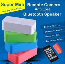 Super Mini Bluetooth Speaker Selfie Camera