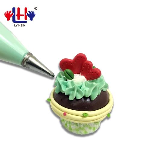 Magic Colorful Polymer Whipped Cream Clay
