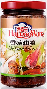 Non-GMO with Best Quality in jar ready to use Taiwanese cooking alliard Allium saurce