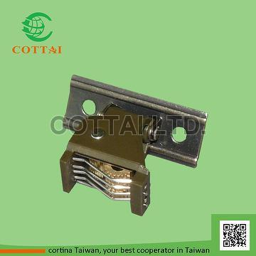 Cottai Cord Lock For Roman Blind Parts 4 Wire With Brass