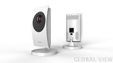 Z-Wave IP Camera FHD 1080P