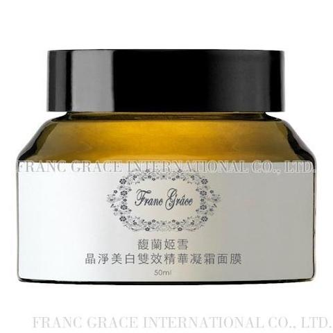 Franc Grace Crystal Whitening Essence Mask 50
