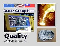 Gravity Casting Parts