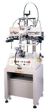 CURVE SCREEN PRINTING MACHINE