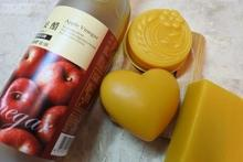 fruit vinegar handmade soap-Apple vinegar