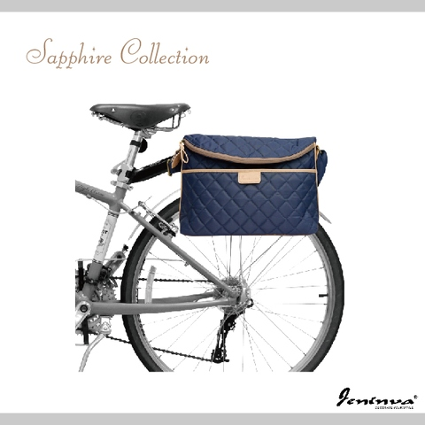 Jeninva-Tablet PC Handlebar Shoulder Bag