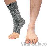 Bamboo Charcoal and Germanium Ankle barce, Ankle sleeve, Ankle Support, Ankle Guard, Ankle Protector
