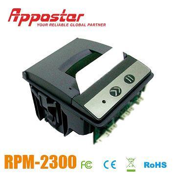 Appostar Printer Module RPM2300 Front View