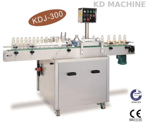 Automatic Labeling Machine (Resin Glue Type)