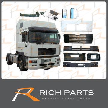 Made in Taiwan MAN Truck Cabin Parts