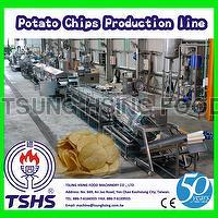 High Performance Successive Auto Fryer Tapioca Chips Products Machinery