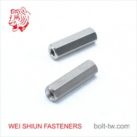 Nut Stainless Steel M4x30 Coupling Nut