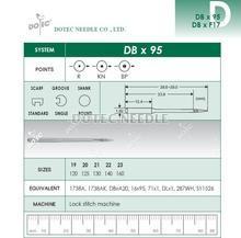 DBX95 - Lock Stitch Machine Needle
