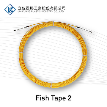 Taiwan fish tape 2 lih kuang plastic industry co ltd for What is fish tape
