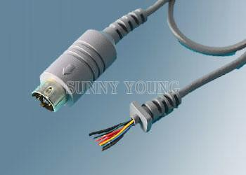 Medical Cables / Taiwan OEM ODM Factory: Quality Recognized by SIMENS & KONTRONS
