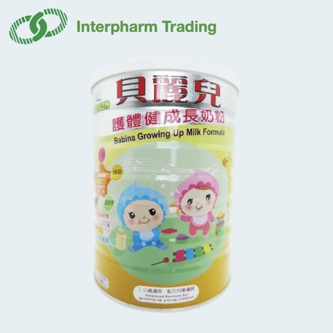 Baby Growing Up Milk Formula, Infant Milk Powder