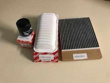 Air Filter , Oil Filter