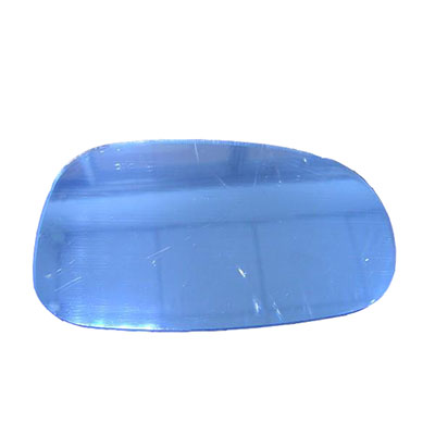 convex blue mirror