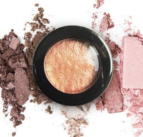 Custom Face Cosmetics: Creamy Eyeshadow & Palette