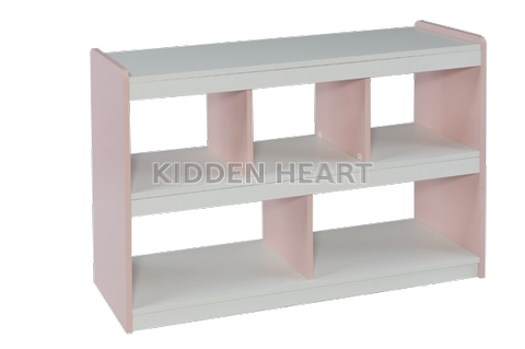 Birch Plywood Large Cube Storage Cabinet for Kids