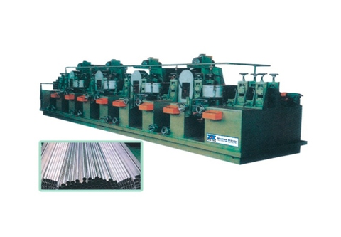 Stainless Steel Pipe Polishing Machine for Mirror Surface