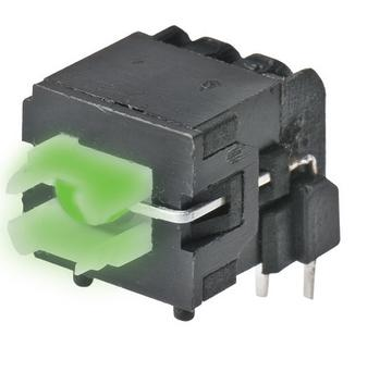 TP613RF SERIES ILLUMINATED PUSH SWITCHES