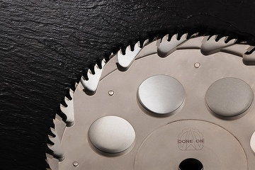EDGE TRIMMING SAW BLADE