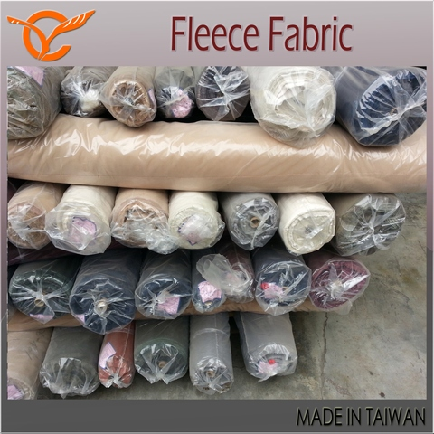Taiwan Wholesale Custom Printed Bamboo Fleece Stock Lot