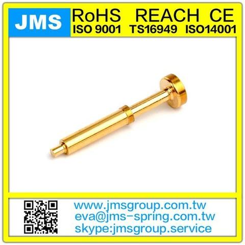 Taiwan Custom for CNC price Furniture Brass gold plating