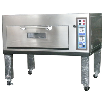 Taiwanese 1 Deck 1 Tray Electric Deck Oven for Bakery