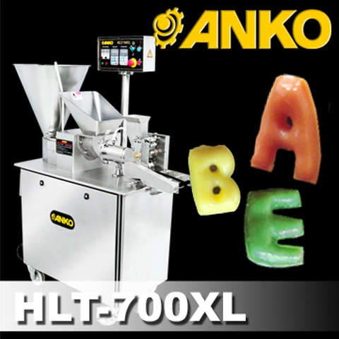 ANKO automatic fast food letter pasta machine