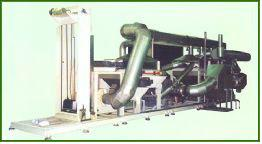 Batch Type Circulating Fluidized Bed Dryer / Roaster
