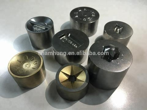 Customized HSS Tools, Punch & Die Pins for Bolt