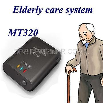 Taiwan Gsm Gps Tracker For Portable Elderly Care System