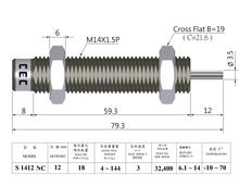 HYDRAULIC SHOCK ABSORBERS S SERIES