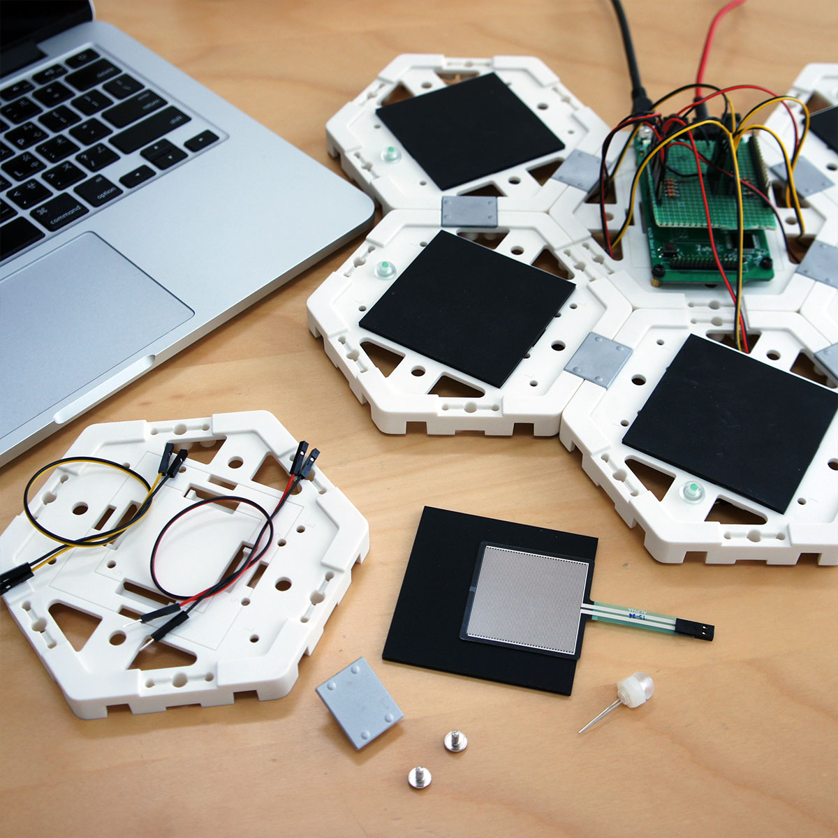 Electronic Drum Kit Based On Arduino