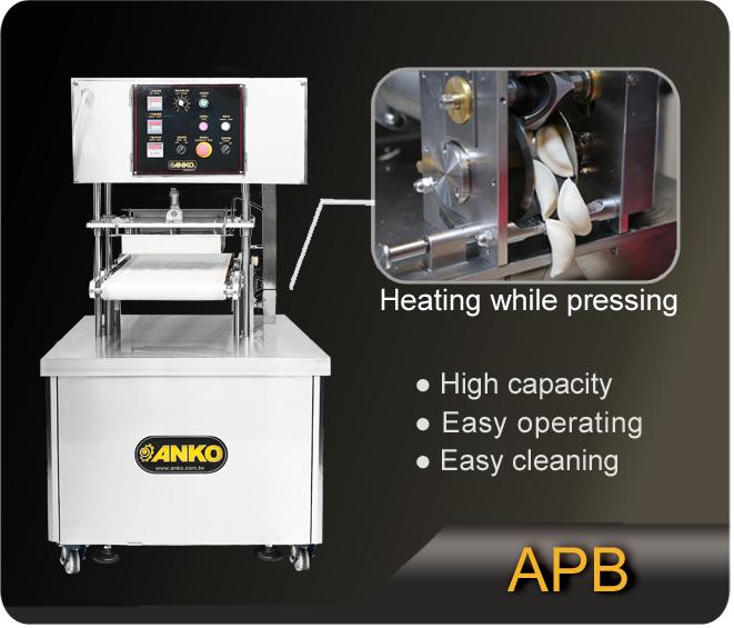 ANKO Food Machine Details - APB