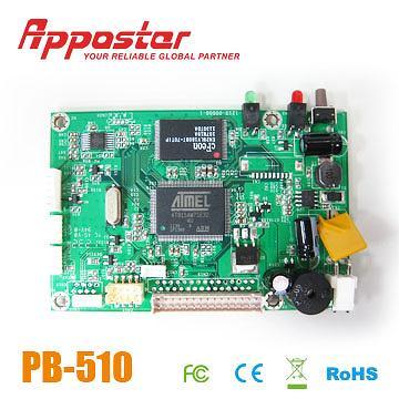 Appostar Printer Control Board PB510 Front View
