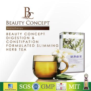 Taiwan BEAUTY CONCEPT DIGESTION & CONSTIPATION FORMULATED ...