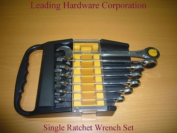 Single Ratchet Wrench Set