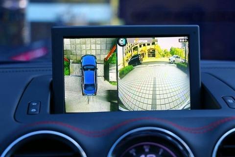 Rear Lens Screen