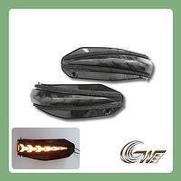 TOYOTA 80 VOXY Mirror Running Led Signal Light(Smoke Lens)