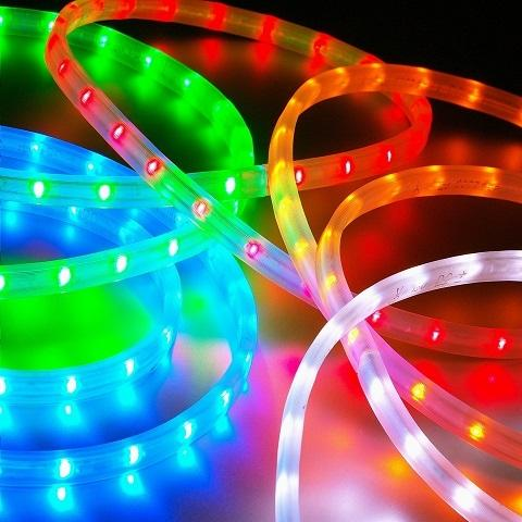 Durable Waterproof Multicolor 12V LED Strip Light