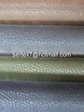 FLOCKING LEATHER FOR GARMENT